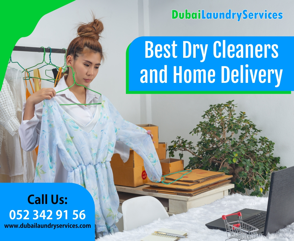 Dry Cleaning and Home Delivery Dubai